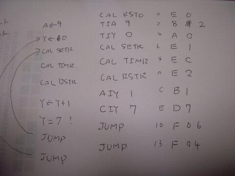 学研の4ビットマイコン GMC-4 で遊ぶ