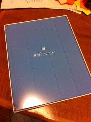 iPad Smart Case を買ってみました