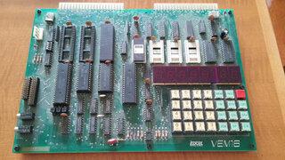 VEM16 8088トレーニングボードを手に入れた